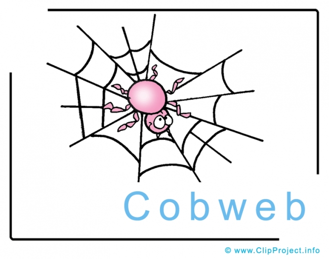 Cobweb Clip Art Image free