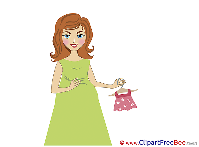 Little Dress Pics Baby free Cliparts