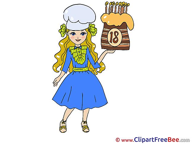 18 Year Girl Pics Birthday free Image