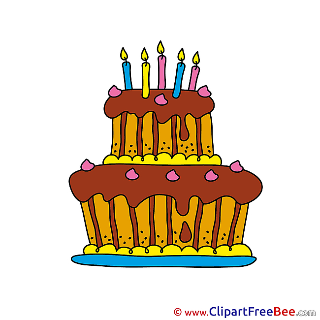Download Cake Clipart Birthday Cliparts