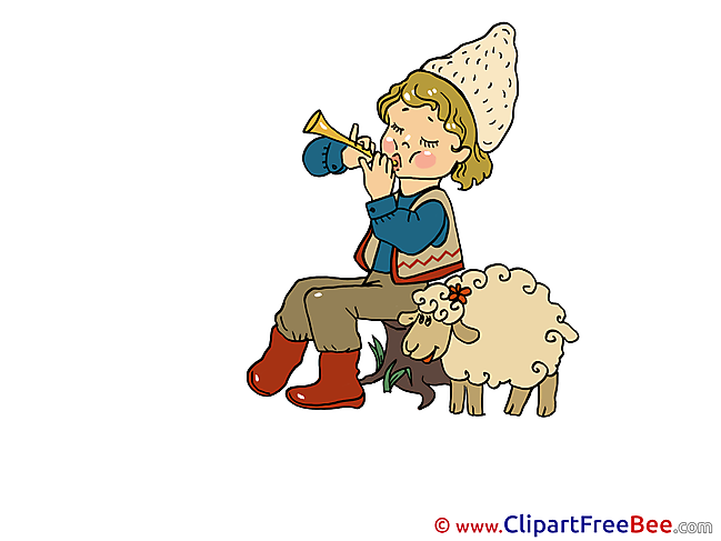 Sheep free Cliparts Birthday
