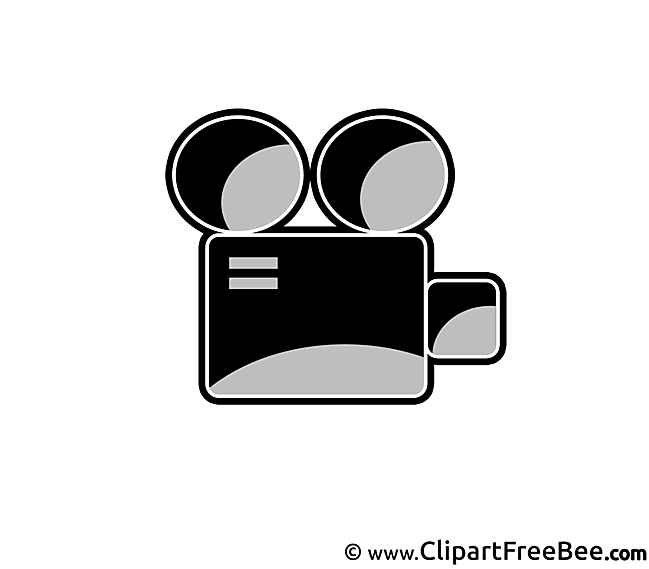 Camera Clipart free Illustrations