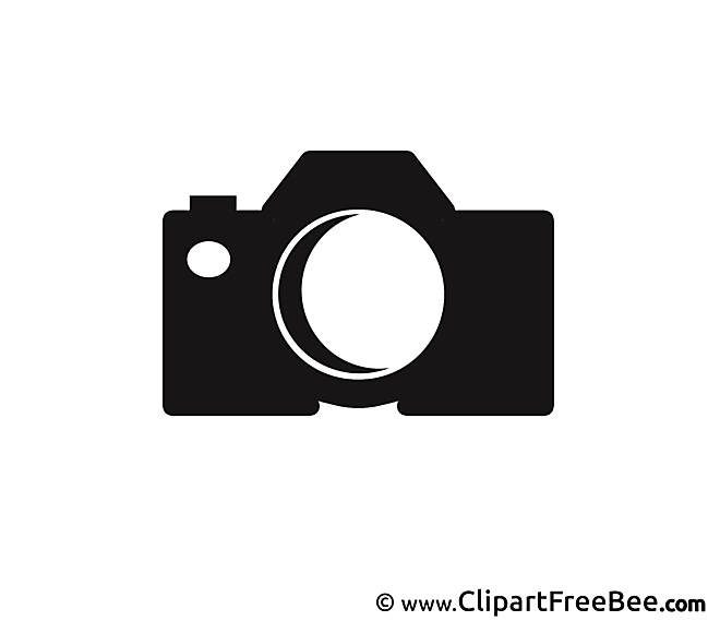 Camera Photo printable Illustrations for free