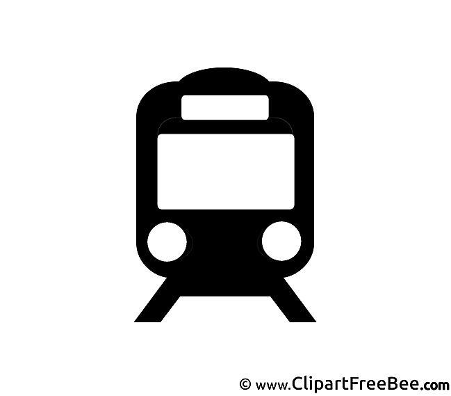 Train Clipart free Illustrations