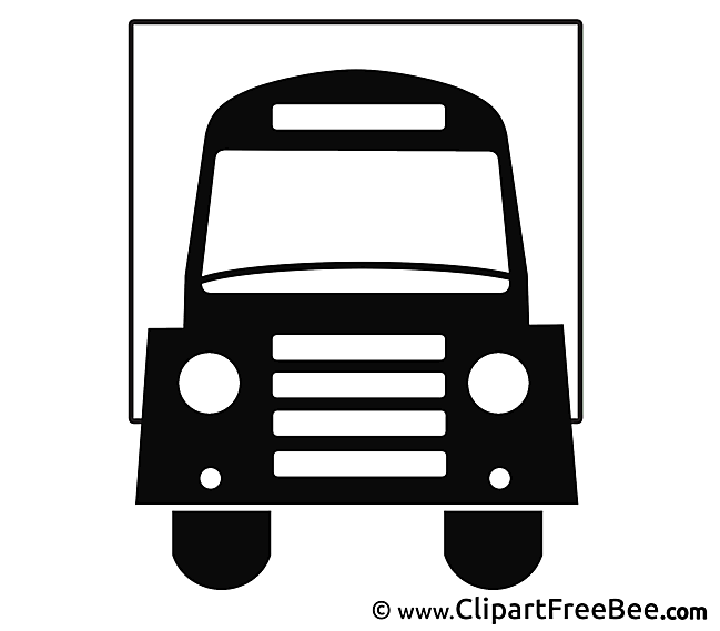 Truck Clipart free Illustrations