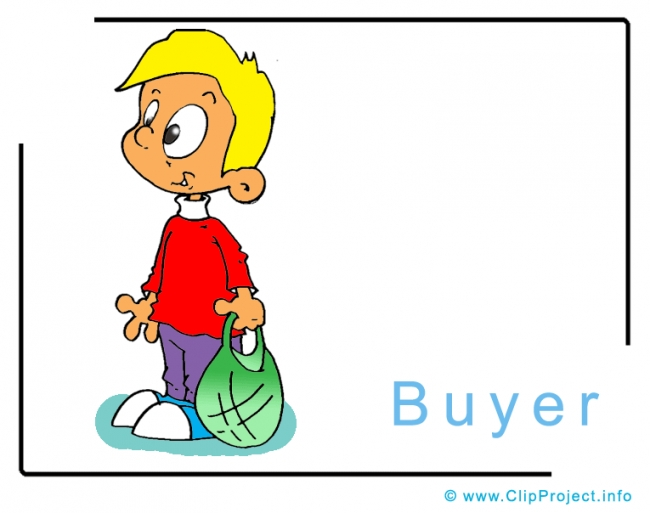 Buyer Clipart Image - Business Clipart Images for free