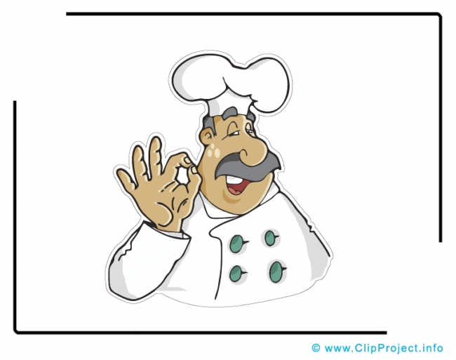 Cook Clipart Image - Business Clipart Images for free
