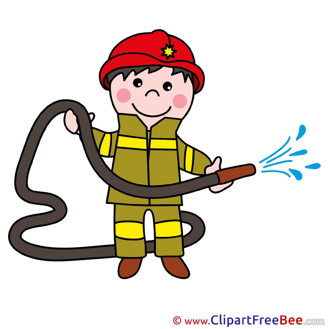 Firefighter free Illustration download