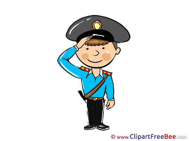 Policeman Pics download Illustration