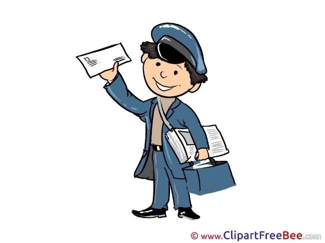 Postman Pics free Illustration