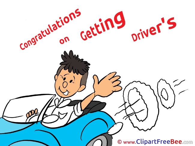 Boy Driver Pics free Illustration