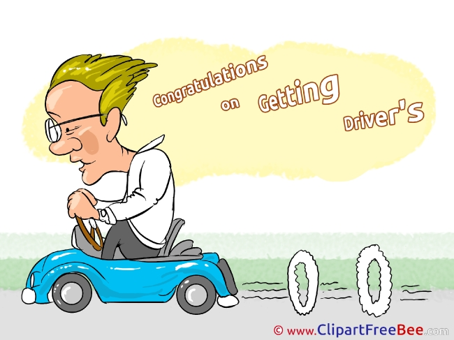 Driver Car printable Images for download