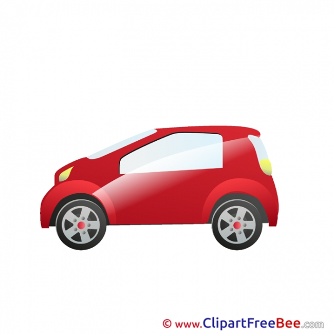 Hatchback free printable Cliparts and Images