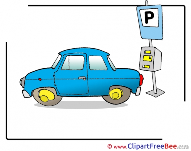 Parking Car Pics free Illustration
