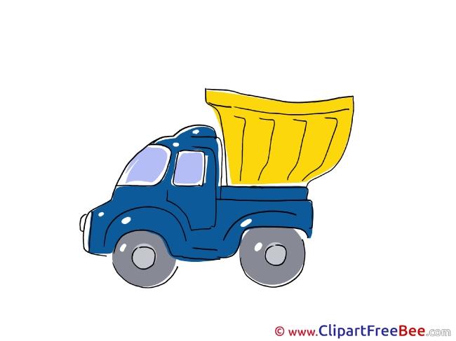 Tipper Truck free Illustration download