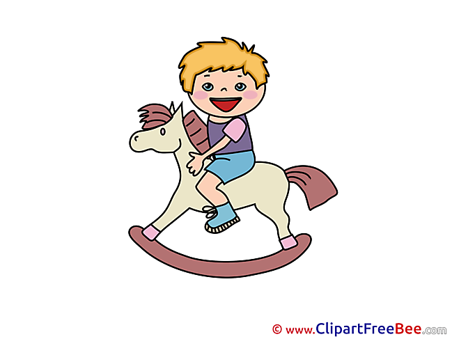 Horse with Child Pics free Illustration