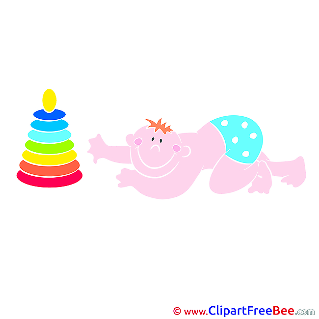 Toy Pyramid Boy free Cliparts for download