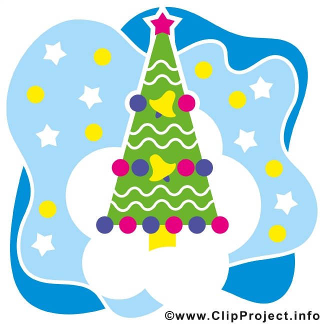 Christmas Tree Cliparts free