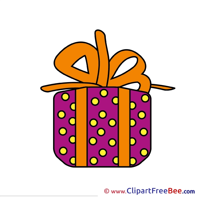 Download Christmas Present Illustrations