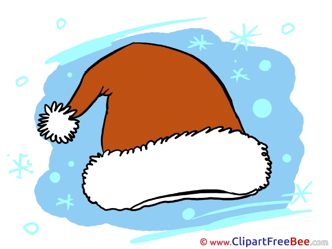 Hat download Christmas Illustrations