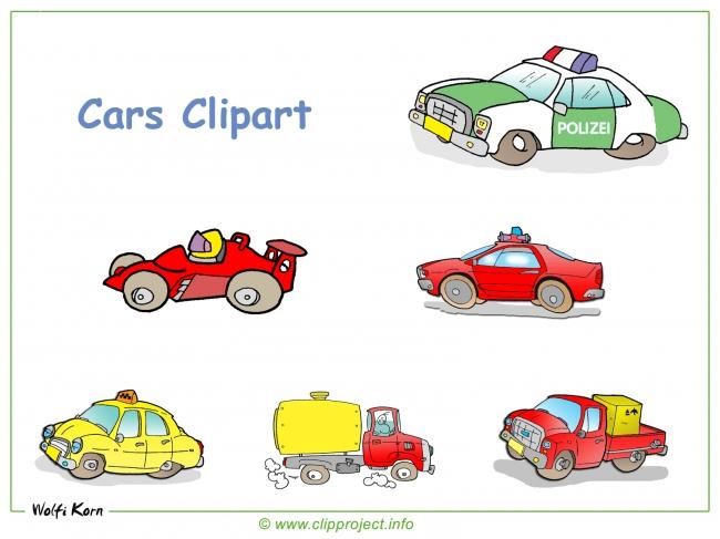 Clipart Cars Desktop Background - Free Desktop Backgrounds download