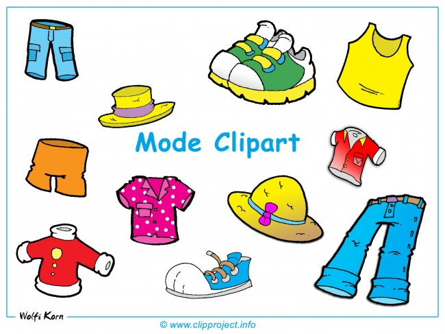 Clothes Clipart free - Wallpaper download free