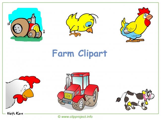 Farm Clipart Desktop Background - Free Desktop Backgrounds download