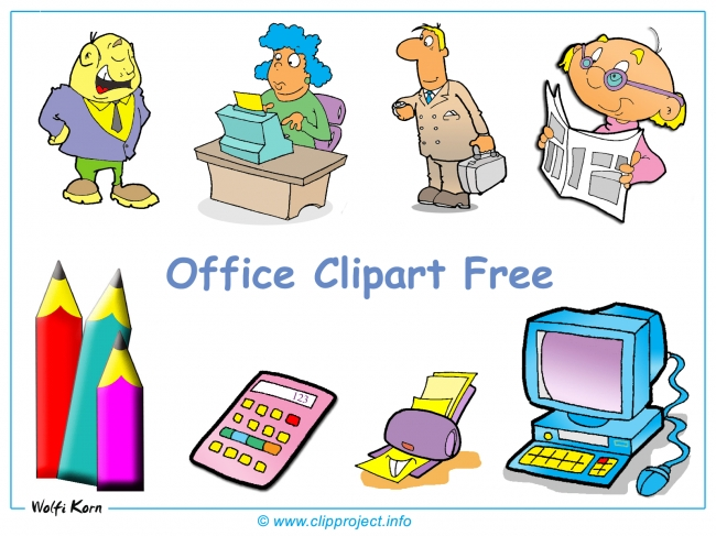 Office Clipart Desktop Background - Free Desktop Backgrounds download