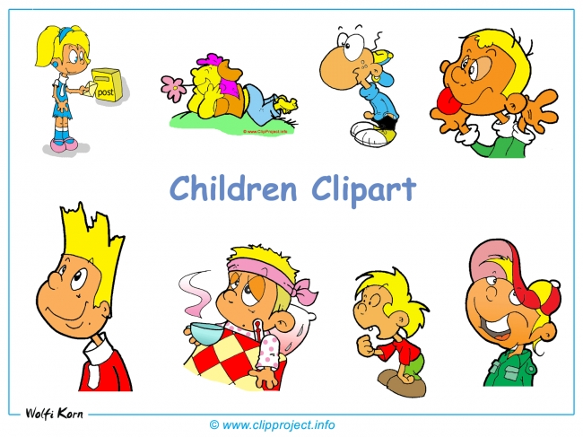 Wallpaper Children Clipart free download