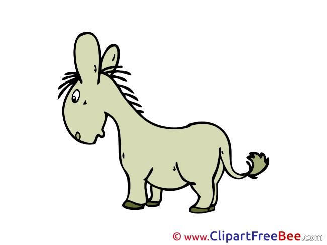 Donkey Pics Fairy Tale free Cliparts