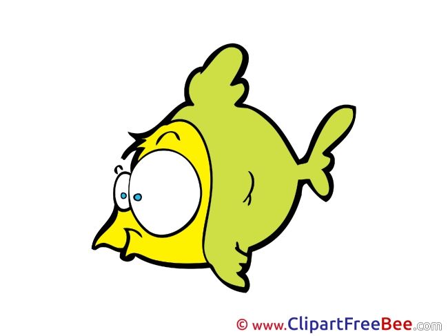 Fish Fairy Tale Illustrations for free