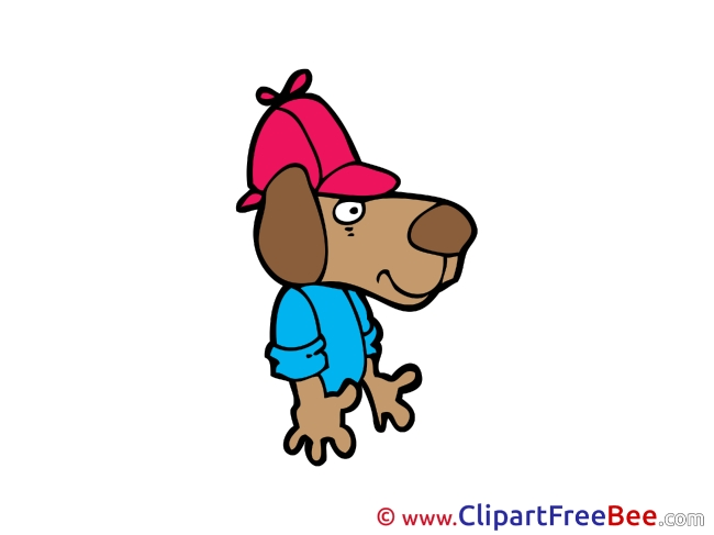 Puppy Cap download Fairy Tale Illustrations