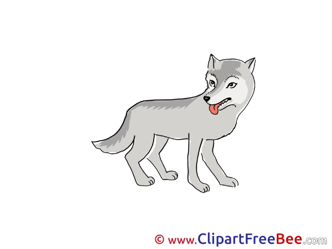 Wolf Pics Fairy Tale free Cliparts