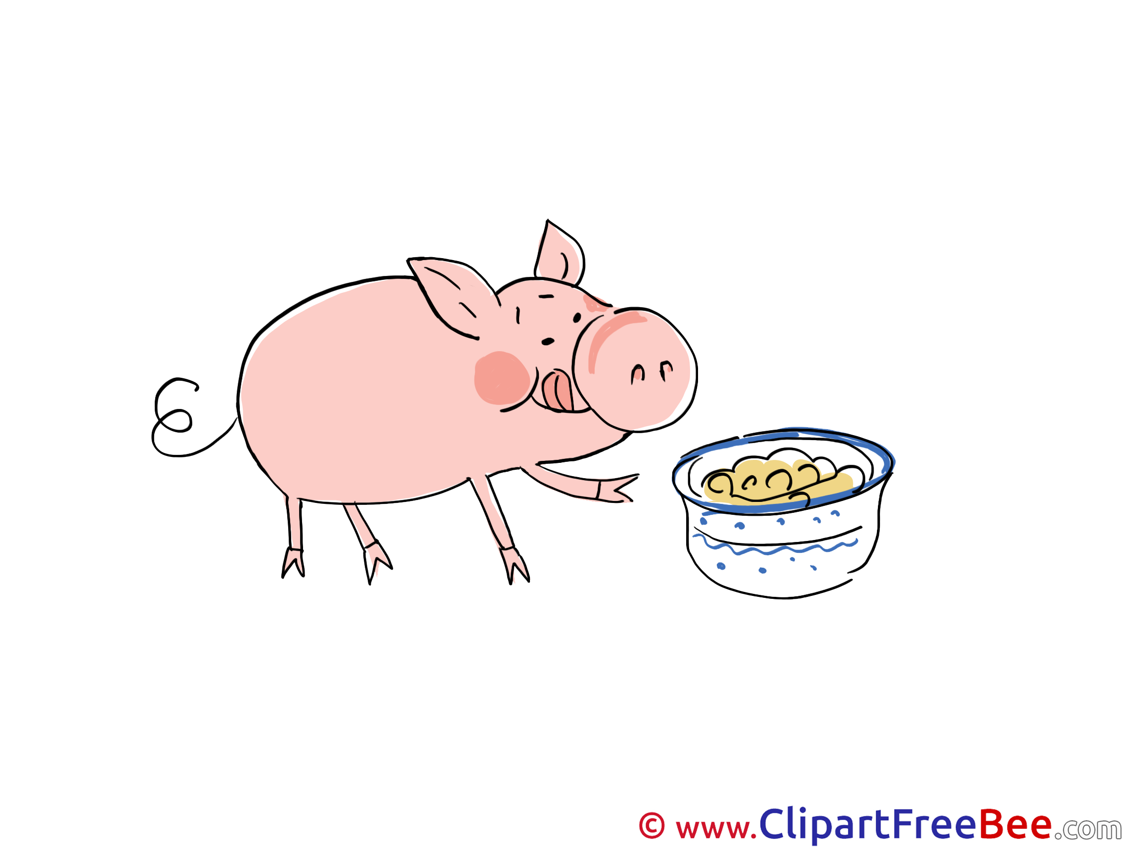 Food Pig Pics free Illustration