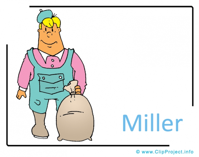 Miller Clipart Image free - Farm Cliparts free