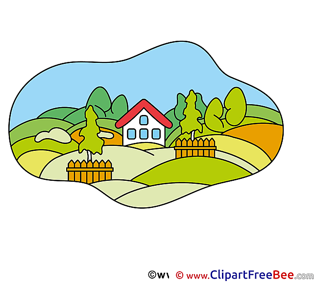 Ranch Farm House Pics free Illustration