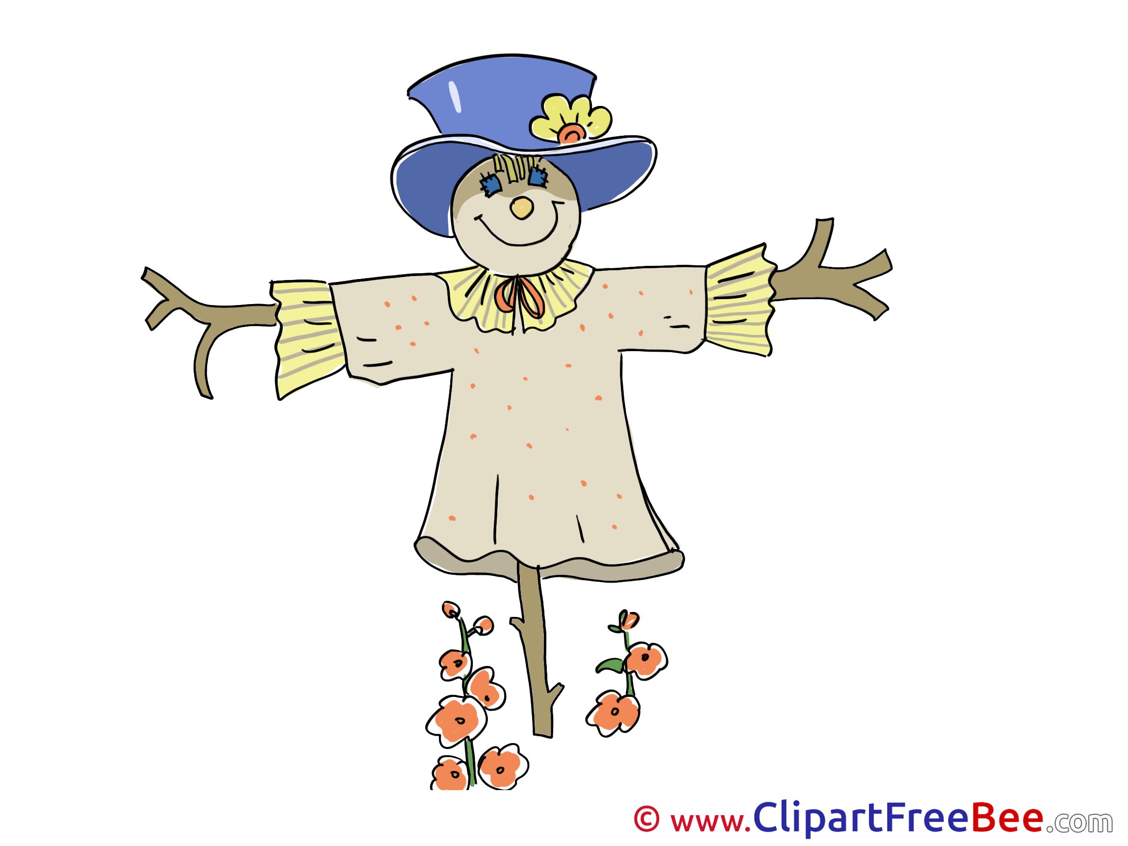 Scarecrow Pics free Illustration