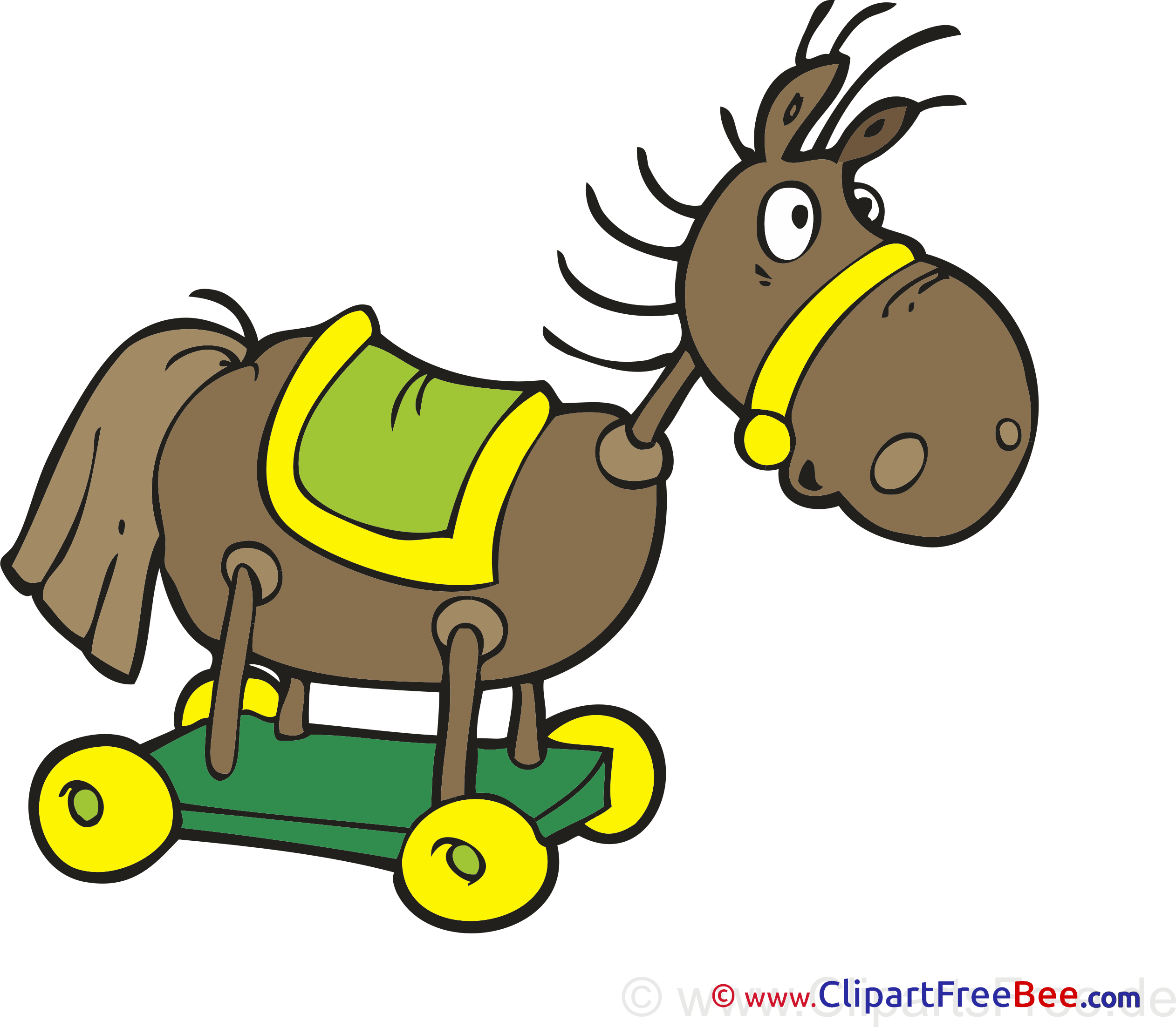 Toy Horse free Illustration download
