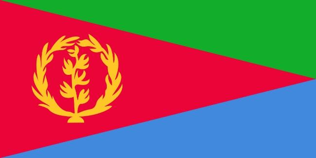 Eritrea flag image free