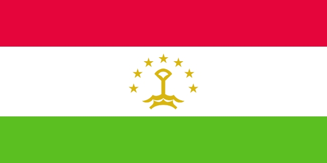 Flag of Tajikistan image free