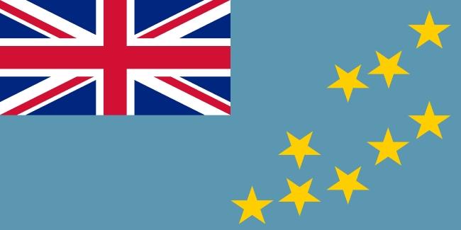 Flag of Tuvalu image free