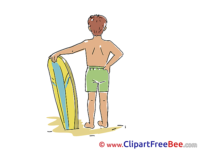Surfing Pics Vacation free Image