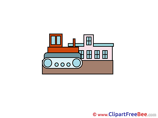 Building Bulldozer Pics free Illustration