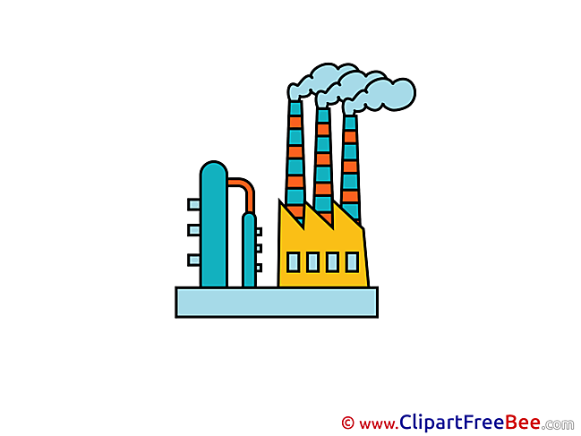 Chemical Plant Pics download Illustration