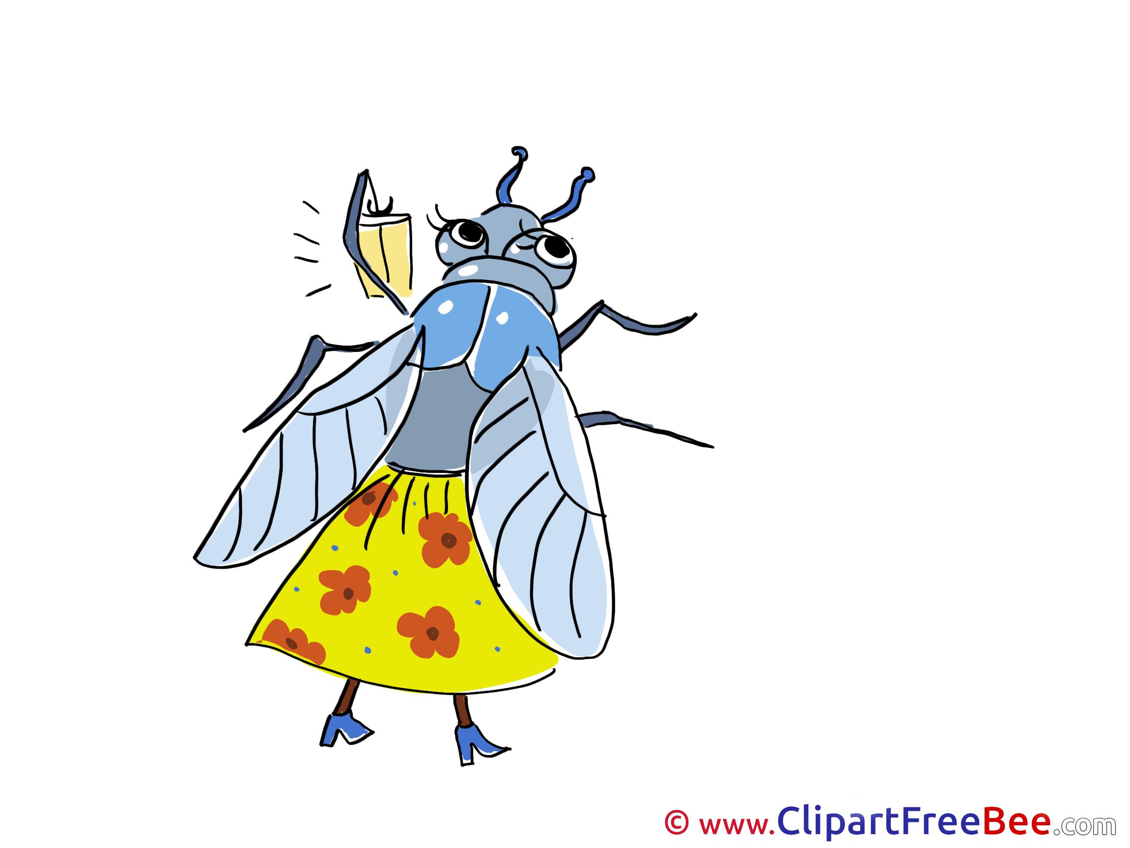 Fly free Illustration download
