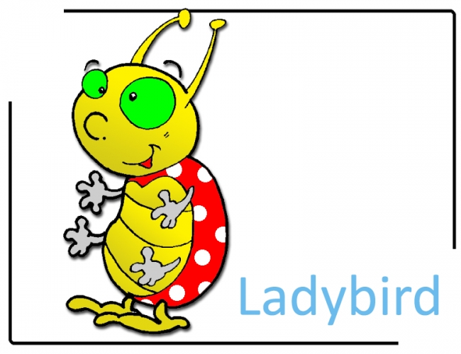 Ladybird Clipart Image free - Insects Clipart Images free
