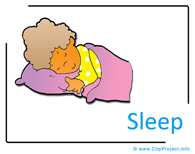Sleeping Boy Clipart Image free - Kindergarten Clipart Images for free