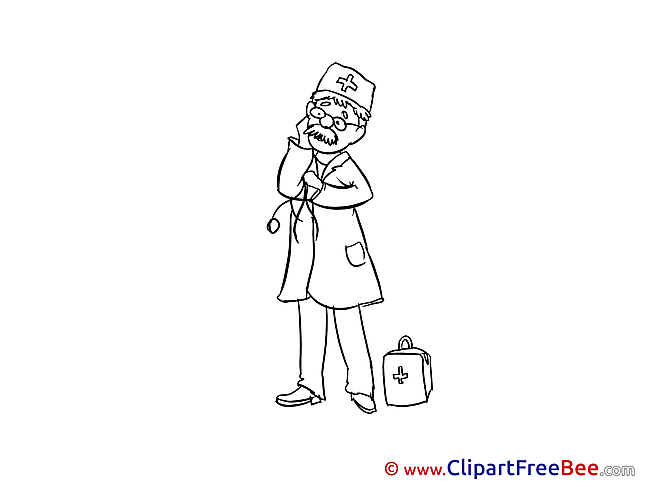 Doctor Medicine free printable Cliparts and Images