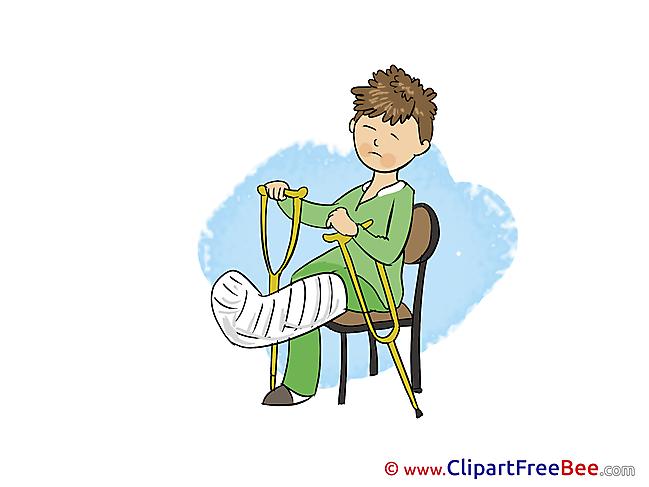 Gypsum Boy printable Illustrations for free