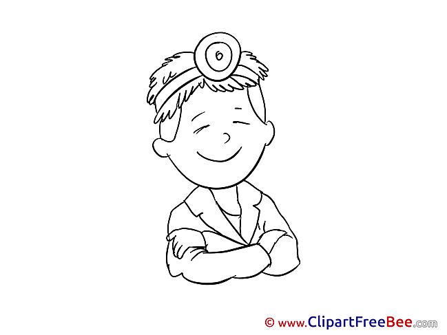 Image Surgeon Man Pics printable Cliparts
